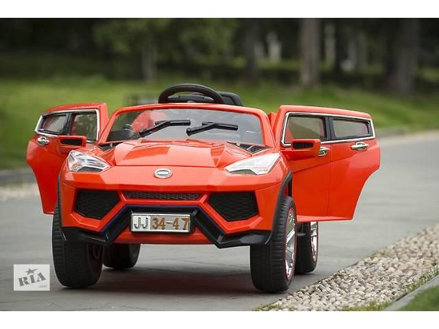 """продам Детский электромобиль """"Porsche Cayenne"""" YJ 288 Белый бу в Львове"""