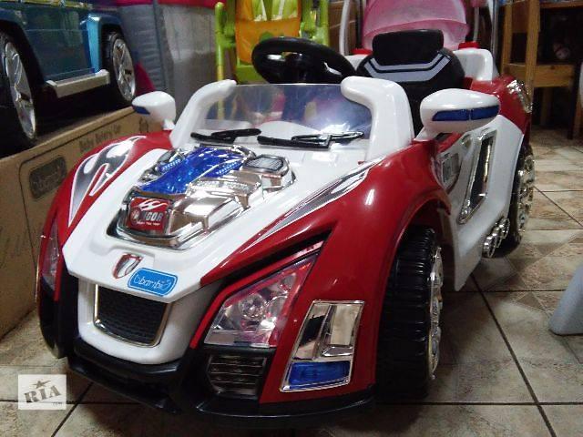 купить бу Детский электромобиль Turbo M 1189 в Днепре (Днепропетровск)