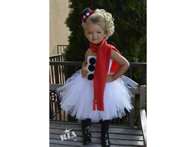 Новогодний костюм на девочку 2-3 года своими руками - Альтаир и К