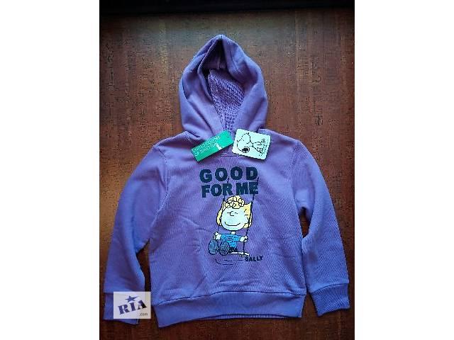 бу Детский пуловер для мальчиков Beneton в Киеве