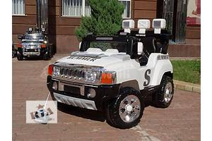 Детский транспорт Детские электромобили новый
