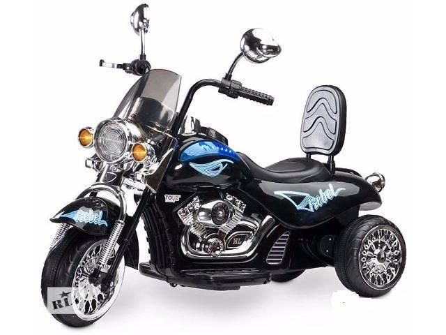 Электро-мотоцикл Caretero Rebel (black)- объявление о продаже  в Киеве