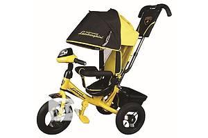 Детский транспорт Детские велосипеды новый Azimut Air Lamborghini
