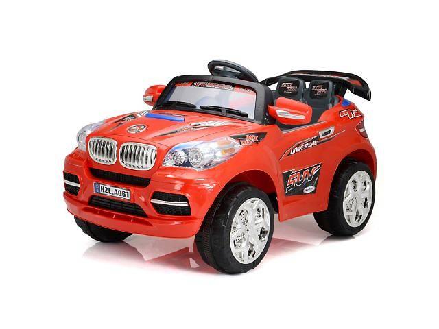 продам Хит Продаж! Детский транспорт Электромобиль BMW X8 бу в Киеве