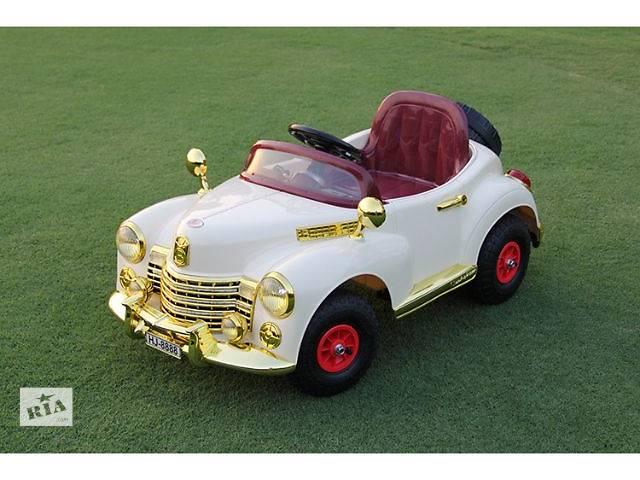 бу В продаже! Детский Электромобиль  Buick 8888 RETRO в Одессе
