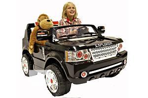 Детский транспорт Электромобиль Electric Jeep - 24v