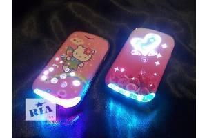 Детский, Женский Телефон Оригинал Nokia Hello Kitty w666, w777, w999