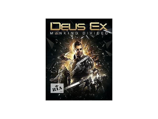 купить бу Deus Ex Mankind Divided без предоплаты + Подарки +Бонусы+DLC 2016  в Одессе