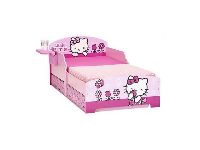 купить бу Ліжко дитяче Хелло Кітті + безкоштовна доставка!!! в Львове
