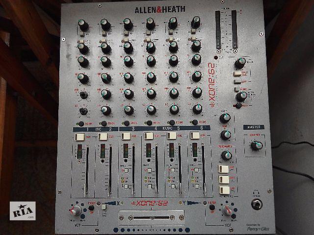DJ мікшер Allen&Heath Xone:62- объявление о продаже  в Жидачове