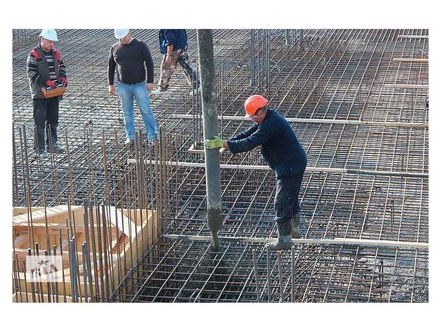 бу Для работы в Польше приглашаются на работу: бетонщики.  в Украине