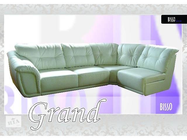 купить бу Купить диван угловой Гранд ТМ BISSO в Днепре (Днепропетровске)