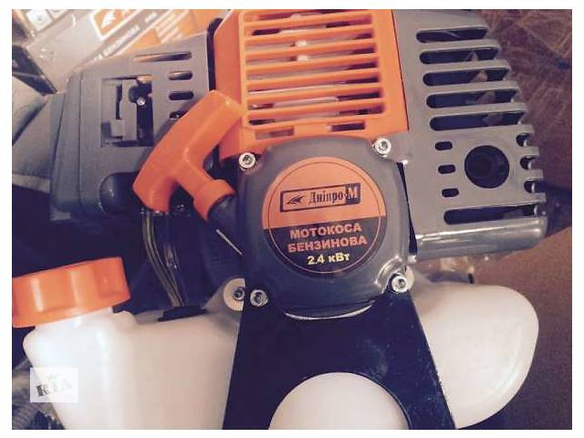 продам Дніпро-М БТ-435 (2,4 кВт) бензокоса, триммер, коса бензиновая бу в Николаеве