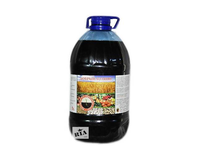 Добрый Хозяин- жидкое органо-минеральное удобрение- объявление о продаже  в Черкассах