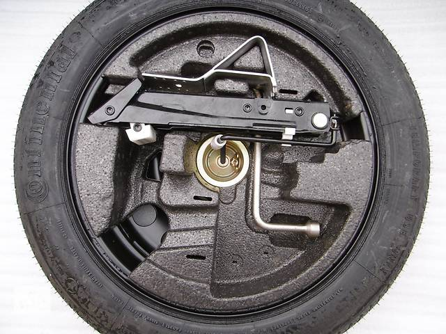 продам Докатка комплект R17 BMW 5 E60 E61 запасное колесо БМВ Е60 Е61 запаска  бу в Луцке