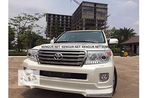 Новые Бамперы передние Toyota Land Cruiser 200