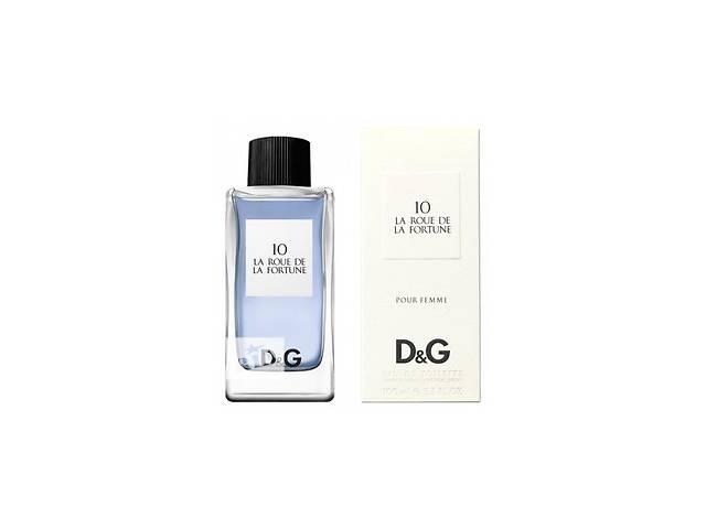 купить бу Dolce & Gabbana 10 La Roue de la Fortune (унисекс) в Киеве