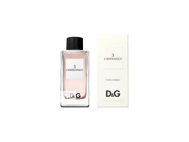 бу Dolce & Gabbana 3 L`Imperatrice в Киеве