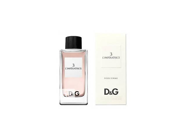 Dolce & Gabbana 3 L`Imperatrice- объявление о продаже  в Киеве