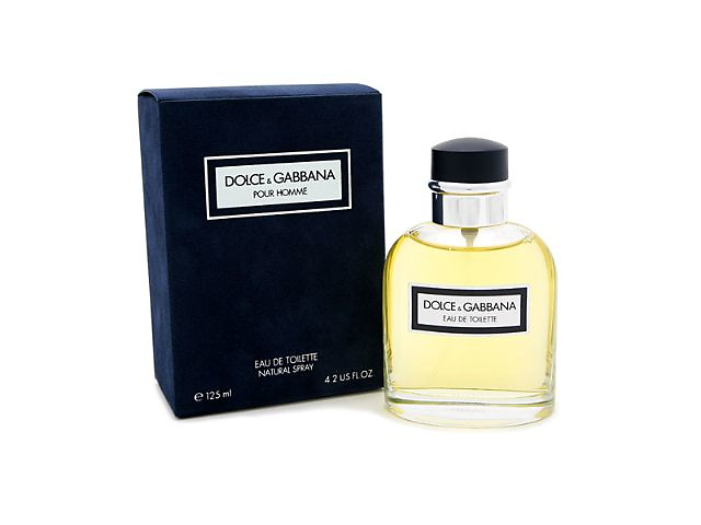 купить бу DOLCE&GABBANA pour Homme 125 мл -лицензия отличного качества в Киеве