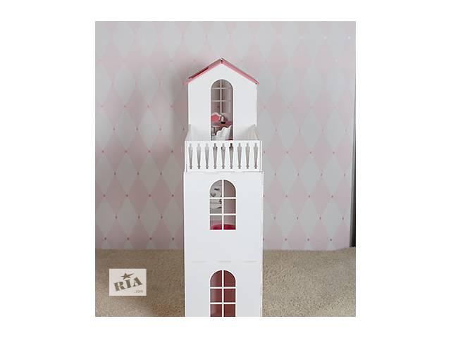 продам Дом для кукол 110+ см бу в Киеве