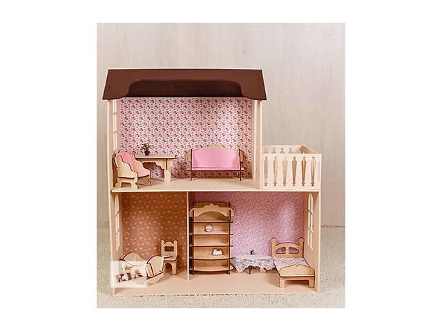 Дом для кукол 75 см- объявление о продаже  в Киеве