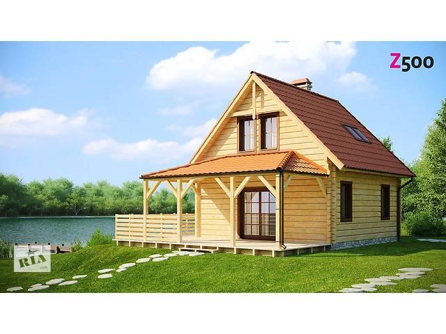 бу Дом на вывоз с оцилиндрованного бревна 115м.кв. в Хмельницком