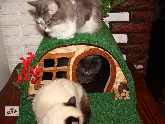 продам Дом - землянка для кота бу в Киеве