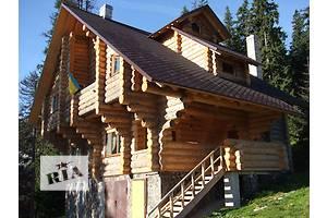 Будинки з дерева