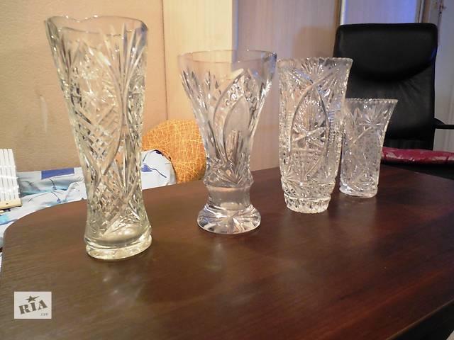 продам домашние вазы для цветов бу в Киеве