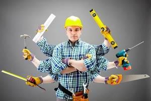 Ремонтно-строительные работы