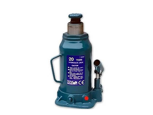 продам Домкрат гидравлический бутылочный Torin Т 92004 бу в Белой Церкви (Киевской обл.)