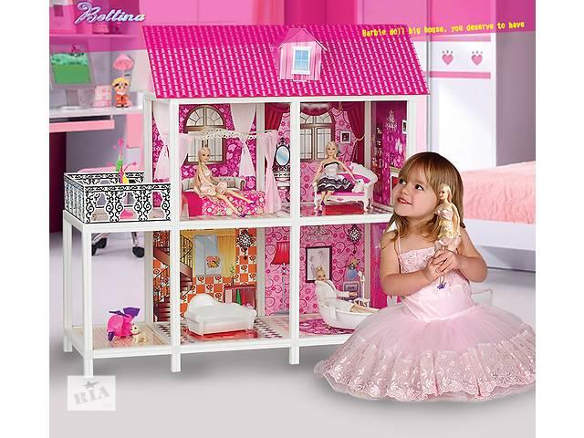 Домик с мебелью для кукол типа Барби 66884- объявление о продаже  в Одессе