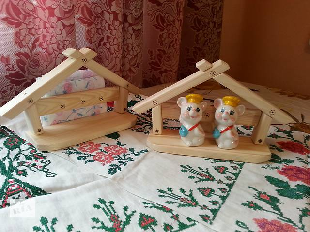 купить бу домик из дерева в Киеве