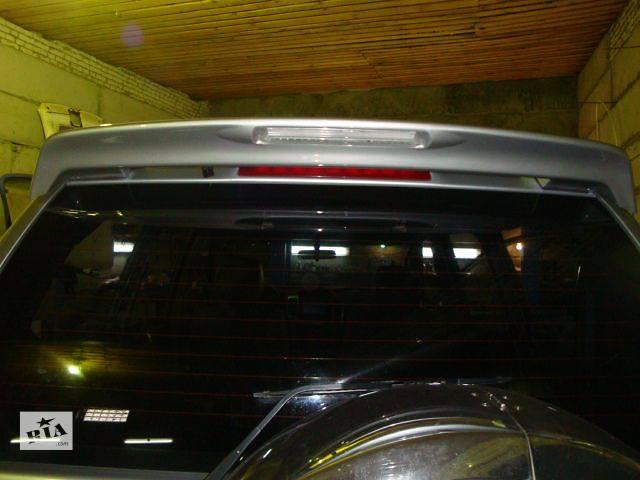 Дополнительное оборудование спойлер Легковой Toyota Land Cruiser Prado 120 2007- объявление о продаже  в Киеве