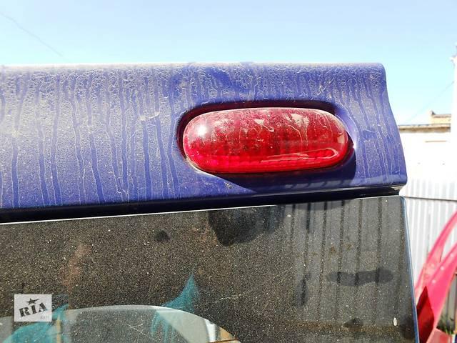 бу Дополнительный фонарь стоп Renault Trafic 1.9, 2.0, 2.5 Рено Трафик (Vivaro, Виваро) 2001-2009гг в Ровно