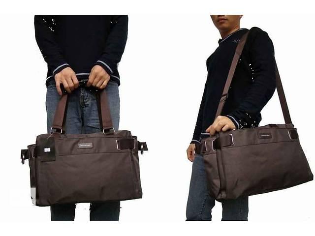 Дорожная мужская сумка, стильный дизайн. Материал Нейлон. Варианты есть- объявление о продаже  в Киеве
