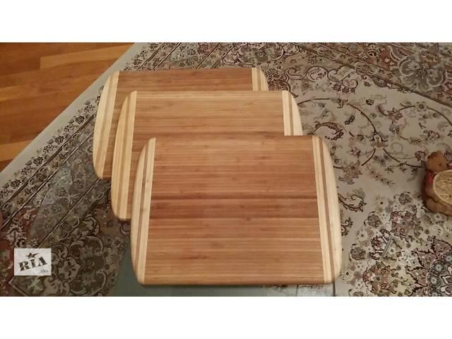 Доски кухонные деревянные- объявление о продаже  в Ивано-Франковске