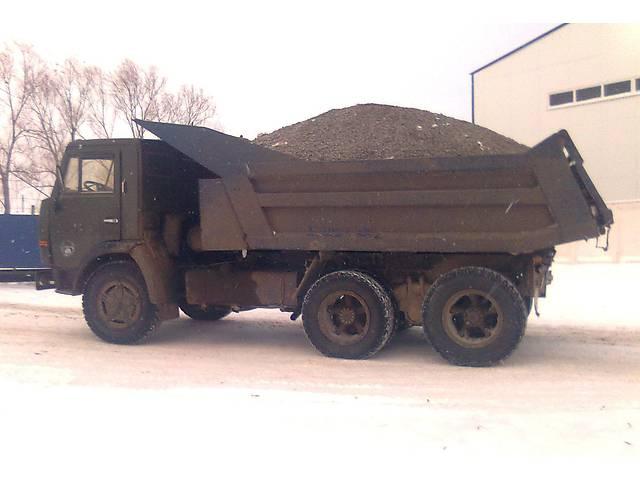 Доставка: Гравій \Щебінь \Пісок (річковий,жовтий) \Чорнозем \Вивіз сміття та інші послуги- объявление о продаже  в Черновцах