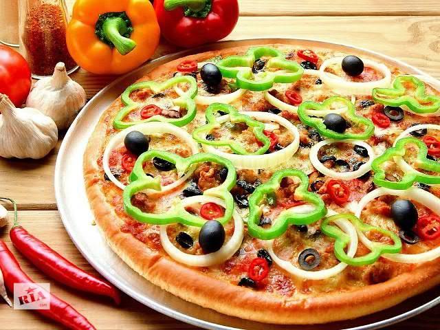 Доставка пиццы. Уникальное предложение!- объявление о продаже  в Киеве