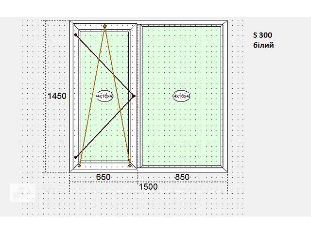 продам Доступные и качественные окна от производителя. Гарантия семь лет. бу в Тернополе