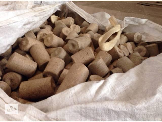 продам Древесные топливные брикеты от производителя бу в Киеве