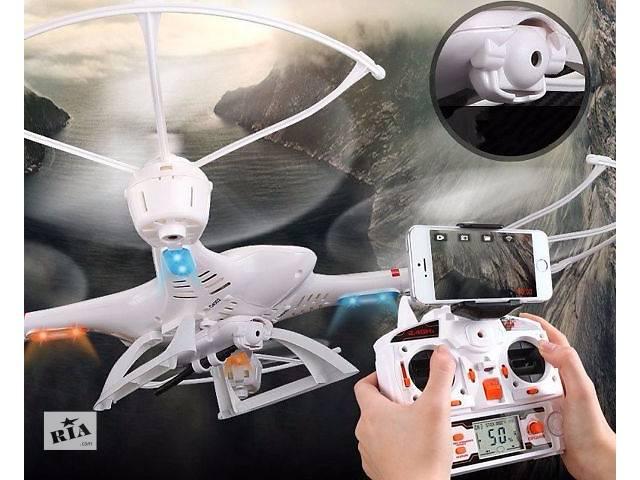 продам Дроны квадрокоптеры геликоптеры мультикоптеры вертолёты бу в Киеве