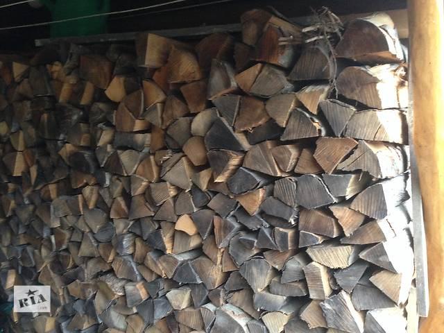 бу Дрова колотые сухие в Черновцах