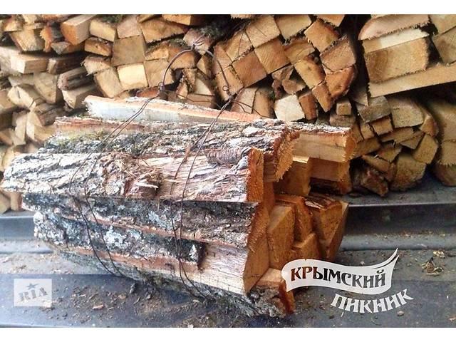 продам Дрова в вязанке 25 литров /12 кг бу в Бахчисарае