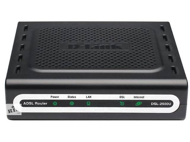 DSL-2500U – Маршрутизатор ADSL/ADSL2/ADSL 2+- объявление о продаже  в Киеве