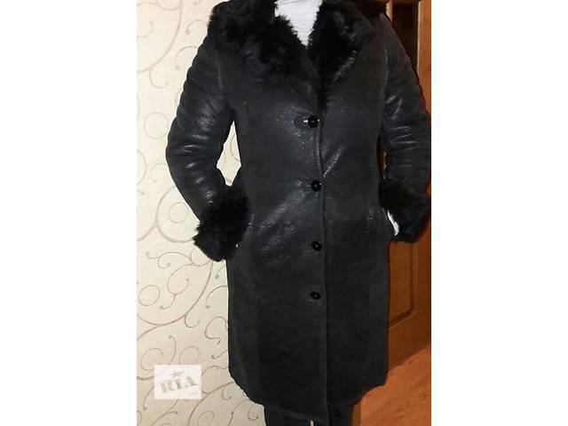 продам дубленка Женская верхняя одежда бу в Киеве
