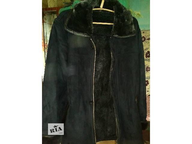 продам Дубленка зимняя мужская бу в Краматорске