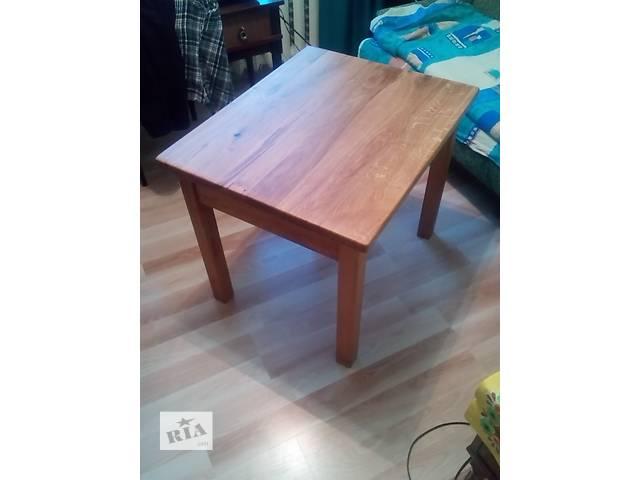 купить бу дубовый стол в Виннице