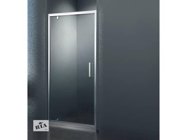 бу Душевая дверь Golston G-А900 прозрачное стекло, 900x1900 мм в Одессе